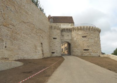 Rempart-Porte-neuve-VEZELAY-(89)