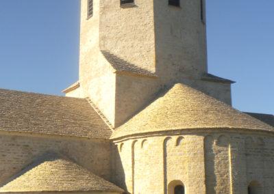 Eglise SAINT HYMETIERES (39)