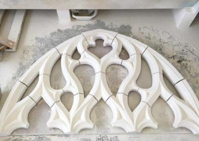 Eglise SIANT SEINE SUR VINGEANNE (21) vitrail