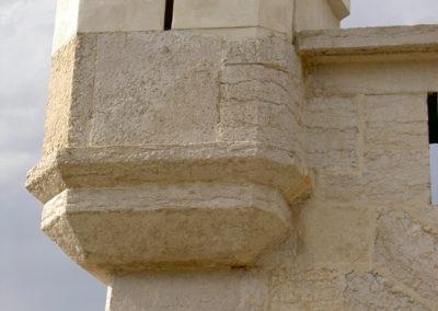 Fort Montluc LYON (69) Echauguette